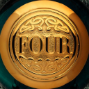 Four Magazine logo icon
