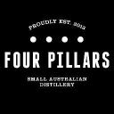 Four Pillars Gin logo icon
