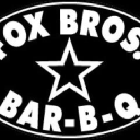 Fox Bros Bar B Q logo icon