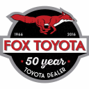 Fox Toyota logo