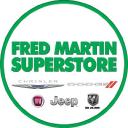 Fred Martin Superstore logo