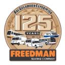 Freedman Seating Company logo icon
