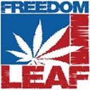 Freedom Leaf logo icon