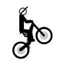 Free Rider Hd logo icon