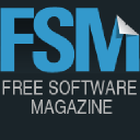 Free Software Magazine logo icon