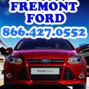 Fremont Ford Company Logo