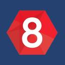 Fresh 8 Gaming logo icon