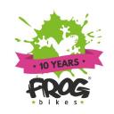Frog Bikes logo icon