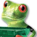 Frogbox logo icon