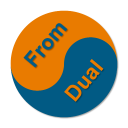 From Dual logo icon