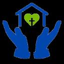 Faith, Service, Life logo icon