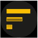 Fuel logo icon