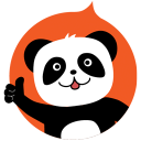 Fuel Panda logo icon
