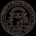 Fulton County Clerk logo icon