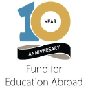 Fund For Education Abroad logo icon