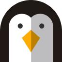 Funky Penguin logo icon