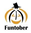Funtober logo icon