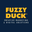 Fuzzy Duck logo icon