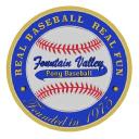 Fountain Valley Pony Baseball logo