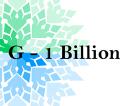 G-1 Billion Logo