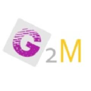 G2 M logo icon