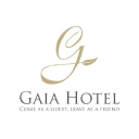 Gaia Hotel logo icon