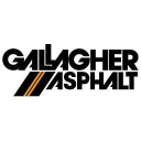 Gallagher Asphalt logo icon
