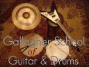 Gallagher School of Guitar & Drums logo