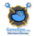 Game Ogre logo icon