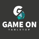 Game On Table Top logo icon