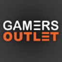 Gamers Outlet logo icon