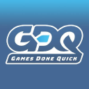 Games Done Quick logo icon