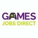 Games Jobs Direct logo icon