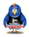 Games Paradise logo icon