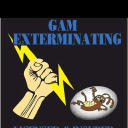 GAM Exterminating logo