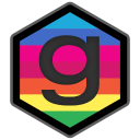 Gamification logo icon