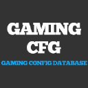 Gamingcfg logo icon