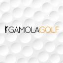Gamola Golf logo icon