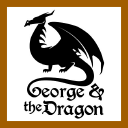 George And The Dragon logo icon
