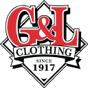 G&L Clothing logo icon