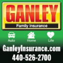 Ganley Family Insurance logo icon