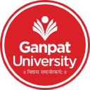Ganpat University logo icon