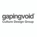 · Gapingvoid logo icon