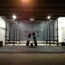 Garage Gyms logo icon