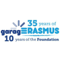 garagErasmus Foundation logo