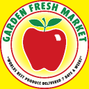 Garden Fresh Market logo icon
