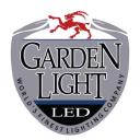 Garden Light Led logo icon