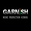 Garnish Music Production School logo icon