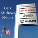 Gary Mathews Motors Company Logo