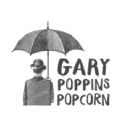 Gary Poppins Handcrafted Snacks logo icon
